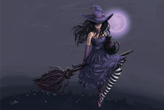 Violet Witch