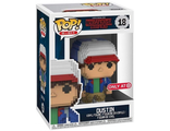 Фигурка Funko POP! Vinyl: Stranger Things: 8-Bit Dustin (Exc) (CC)