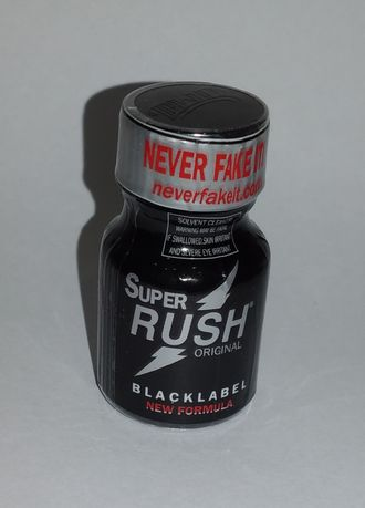RUSH BLACK mini