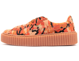 Puma x Rihanna Creeper Orange/Orange/Oatmeal