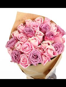 Букет 29 роз Лайт