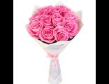 Букет из 11 розовых