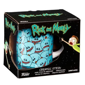 Кружка Funko Rick & Morty: Stein: It's Getting Weird