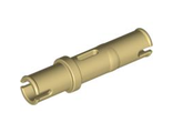 Technic, Pin 3L without Friction Ridges Lengthwise, Tan (32556 / 4514554 / 6321305)