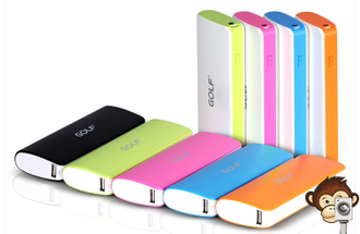 Power Bank Golf 10000 mAh GF-027-1