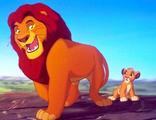король лев 30х40