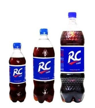 Rc Cola Black 0,5л