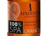 «100 % СПА» МАССАЖНОЕ МАСЛО апельсин  150 ml