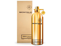 Montale - Amber & Spices 100ml