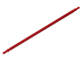 Hose, Flexible Ribbed with 8mm Ends, 19L, Red (57539 / 4508395 / 4561468 / 4609780 / 6055410)