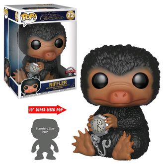 "Нюхль (Niffler 10"" Super Sized POP!, Fantastic Beasts 2)"