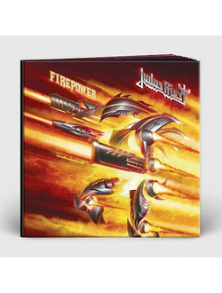 Judas Priest - FIREPOWER CD Digibook Deluxe