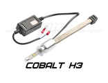 Optima LED Premium Cobalt H3 4800K 12-24V