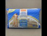 Пеленки приучающие впитывающие для щенков и взрослых собак, 56 х 56, ГЕЛЕВЫЕ, шестислойные, 80 шт Training Academy training pads for dogs & puppies  (6 pads), США