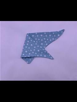 РСТ-002 Бандана голубые звезды