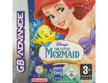 """The Little Mermaid, Magic in Two Kingdoms"", Игра для Гейм Бой ""Русалочка"" (GBA)"