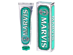 Зубная паста Marvis Classic Strong Mint + Xylitol Насыщенная мята