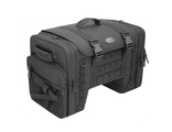 3516-0270 SADDLEMEN Сумка на мотоцикл TS3200DE Tactical Deluxe Cruiser Tail Bag