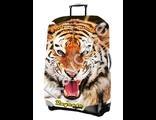 "Чехол для чемодана ""Тигр"". Размер M"
