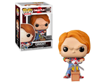 Фигурка Funko POP! Vinyl: Horror: Chucky witch Buddy & Giant Scissors (Exc)