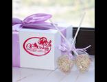 Ванильные кейкпопсы / Vanilla Cakepops