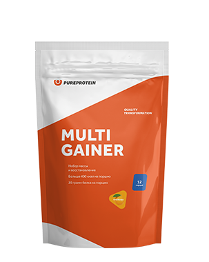 Pureprotein Multi Gainer 1000 гр