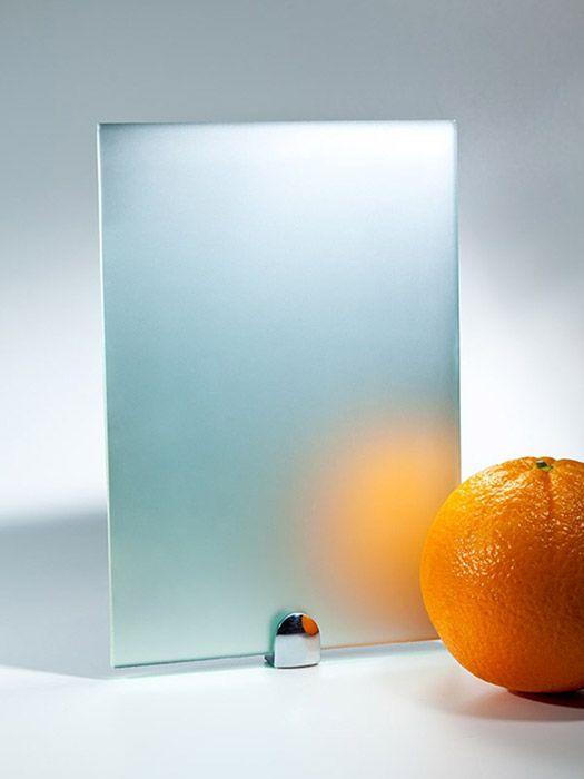Образец матового зеркала