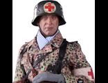 Коллекционная фигурка 1/6 - MEDIC OPERATION Peter D80100 - DID