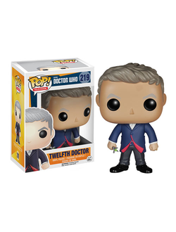 Funko Pop! Doctor Who: Twelfth Doctor