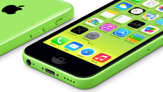 Купить iPhone 5C 8Gb Green