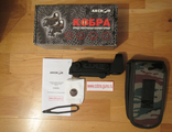 Russian Kobra red dot sight EKP-8-18 Weaver Picatinny