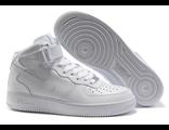 Nike Air Force мужские/женские белые (36-45)