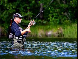 рыболовные товары и снасти