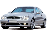 MERCEDES Benz CLK W209(2005-2006)