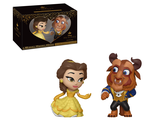 Фигурки Funko Vinyl Figure: MM: Disney: Beauty & Beast: 2PK Beast & Belle