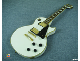 ESP Grass Roots Les Paul Custom White Korea