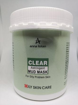 A-Clear Astringent Mud Mask (копия) 625 ml
