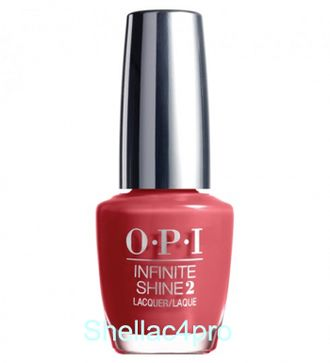 OPI Infinite Shine - In Familiar Terra-tory L65