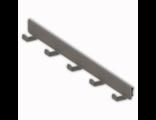 Боковые крючки 420 мм. (серый)