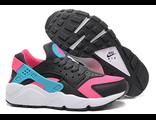 Кроссовки Nike Air Huarache розовые