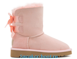 KIDS BAILEY BOW PINK 2