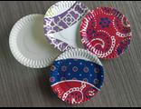Машины для производства бумажных тарелок