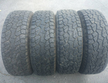 № 1088/2. Шины 225/70R16 Hankook DynaPro AT-M RF10