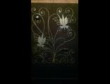 Бабочки декор с подсвечниками