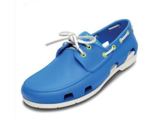 Men's Beach Line Boat Shoe, M10