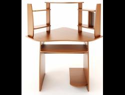 Стол компьютерный Угловой. 900x900 мм, h=1250 мм