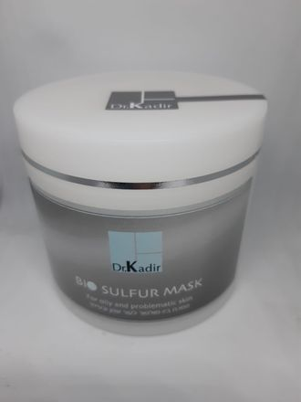 Dr. Kadir Bio-Sulfur Mask For Problematic Skin