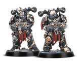 CHAOS SPACE MARINES (2 pcs) - Blackstone fortress