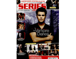 SERIES LIVE Magazine № 15 march 2016 Paul Wesley Vampire Diaries Cover ИНОСТРАННЫЕ ЖУРНАЛЫ О ПОП МУЗ