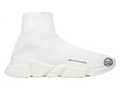 Balenciaga Speed Trainer Triple Белые Женские (36-40)